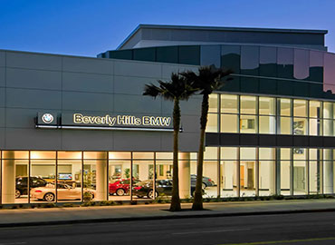 Beverly Hills BMW – Sales and Service Center