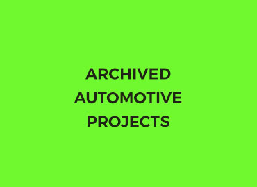 Other Automotive Projects